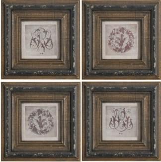 Framed Art 4 Asstd 12x12inch 8/CTN LAST CHANCE ON SALE 25 percent off original price 27