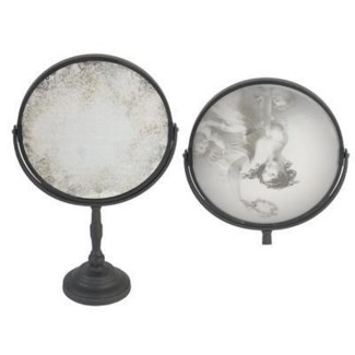 Vanity Mirror10x4.5x15.5inches On sale 50% off original price of $42.00
