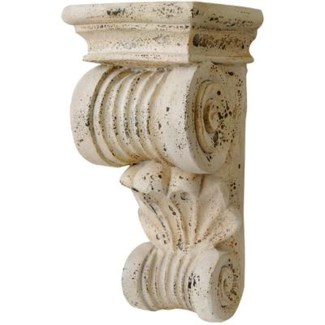 Gregor Wall Sconce Polyresin11.5x11.5x24.5inch ON SALE 25 percent off original price 90