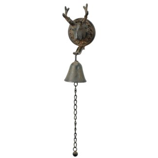 Antler Wall Bell 4Dx17.5inch ON SALE 25 percent off original price 18.00