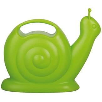 Snail watering can. PP. 26,4x10,9x21,7cm. oq/12,mc/12 Pg.91