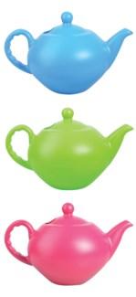 Large Teapot watering can ass. HDPE. 41,3x27,3x25,5cm. oq/6,mc/6 Pg.91