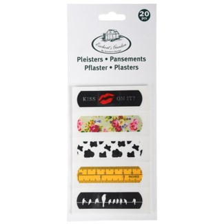 Plasters - 2.25x0.5x3.25 inches