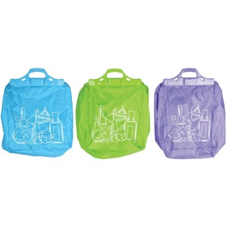 Shopping trolley bag assortment - 23.5x2.25x22.25 inches