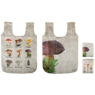Foldable bag collectibles mushrooms -  16.14x1.57x59.5