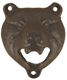 Bottle opener bear - (3x2x3.5 inches)