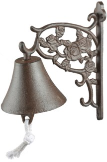 Doorbell roses - 4.25x7x7.75 inches