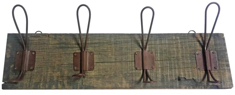 Looped Hook Board, 19.7 x 5 x 0.7 ETA: 09/18