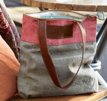 Kits Handbag Cotton 14x15inch.