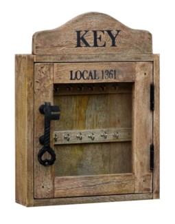 Key Cupboard, 12x16x3 inches
