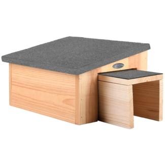 Hedgehog house -  14.17x10.63x20