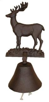 Reindeer Doorbell 6.4x8x13.7inch LAST CHANCE