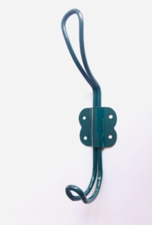 Arran Iron Wire Hook 5.5 ,  Green