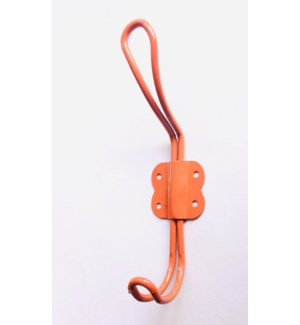 Arran Iron Wire Hook Orange