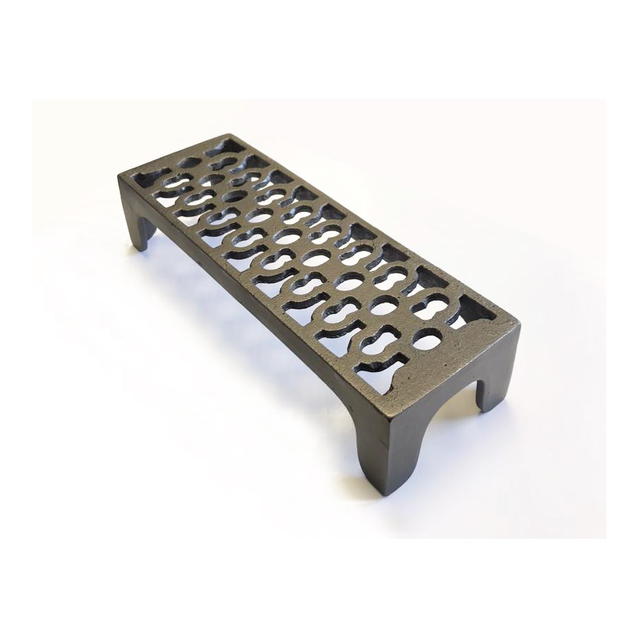 """Rectangular Trivet, Black"""