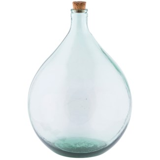 Terrarium bottle 34 litre set - 15.7x15.7x21.9in.