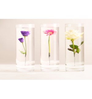 Submerged flower vase M