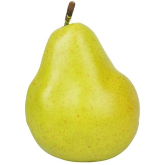 Decorative Pear - 3.75x3.25x4.75 inches
