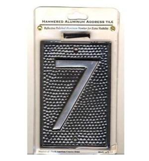 #7 tile w. hammered OS