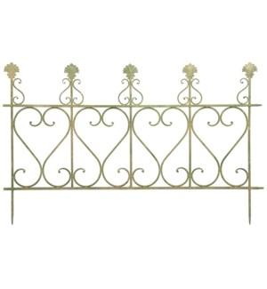 AM Green fence L