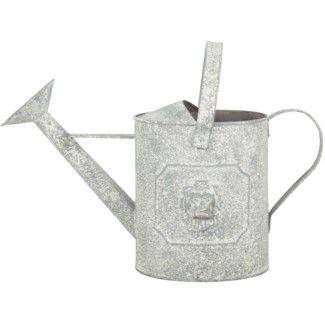 AM lion watering can - 17.25x9.25x10.5 inches