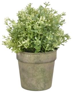 Aged Metal Green flowerpot. Aged Metal. 12,2x12,2x11,7cm. oq/12,mc/48 Pg.112