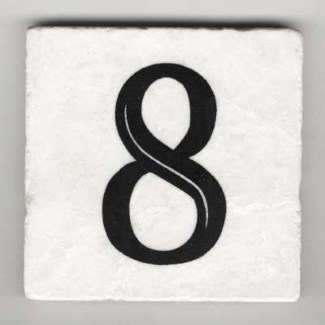 8,white 4 marble tile,bianca