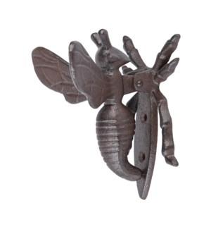Bee doorknocker