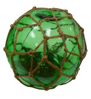 """Fishing Ball w Net 30+yrs, OS"""