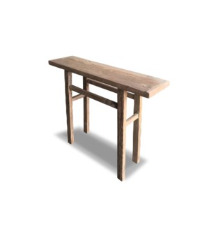 Jess Console Table Small WHT