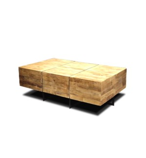Coffee Table/6 Blocks
