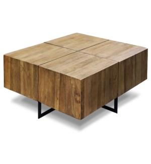 Coffee Table/4 Blocks