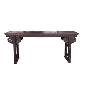 Antique Chinese Console BlkOS