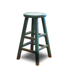 Kovu Round Counter Stool Green