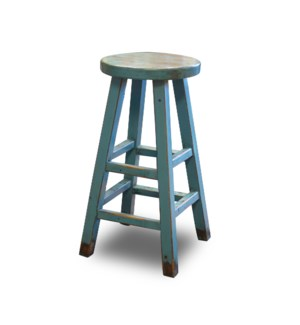Kovu Round Counter Stool Teal