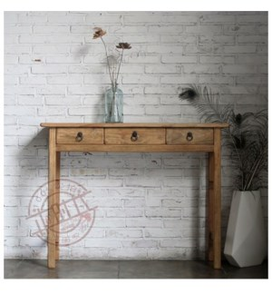 """Samll Console Table, Black"""