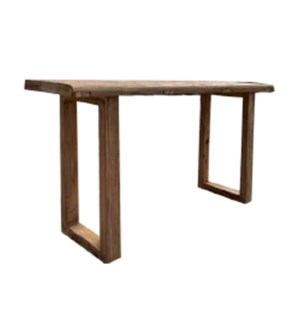 """Wooden Console Table, Natural"""