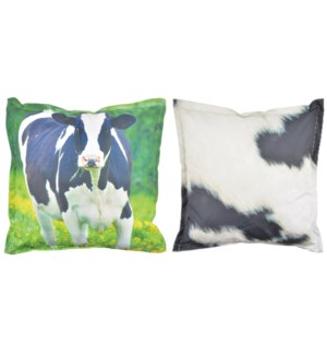 Outdoor cushion cow L. OS