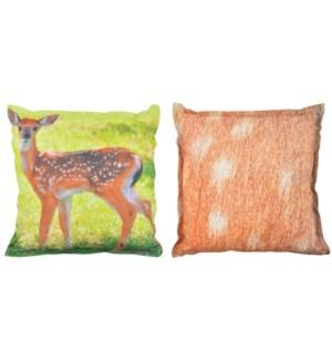 Outdoor cushion deer L. OS