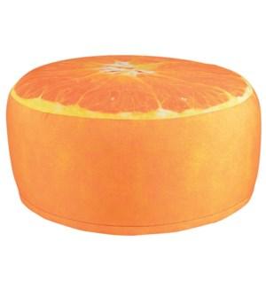 """""""Outdoor pouffe orange. Polyest, OS"""""""