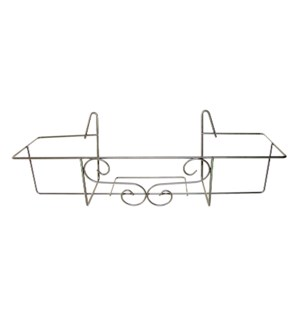 Wall plantbox hanger gray L