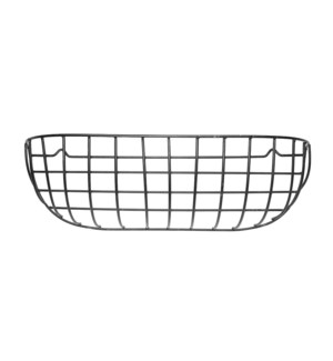 Metal hayrack heavy quality L