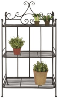 Etagere law folding - (23.6x12x44.6 inches)