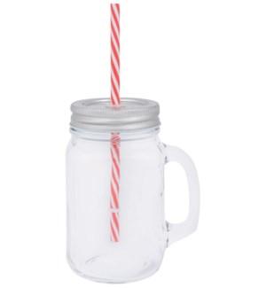 """""""Garden Mug. Glass, tin, PP, s"""""""