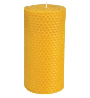 Beeswax candle L.