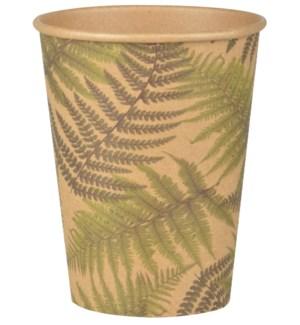 Disposable papercup set/10 L.