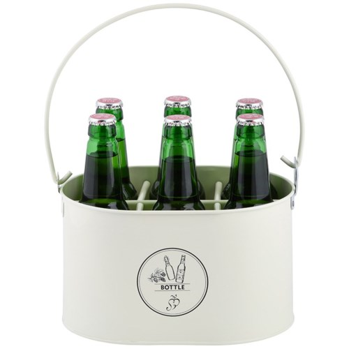 Bottle Carrier With Opener