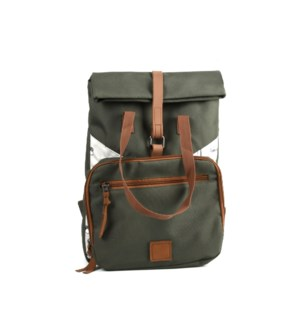 Picnic backpack 2 persons - (10.2x5.4x14.6 inch)