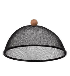 Fly cap black