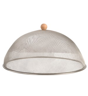 Fly cap stainless steel L